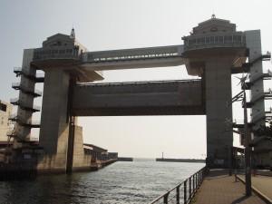 沼津 びゅうお 水門