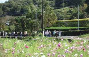 修善寺のガイドウォーク