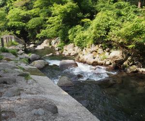 萬城の滝4
