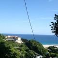 海の見えるバーベキューコーナー工事