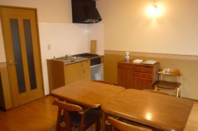 修善寺フォーレスト 2-5名用 2階のお部屋 キッチン
