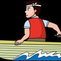 南伊豆の秘境ビーチ、谷川浜の渡し船情報