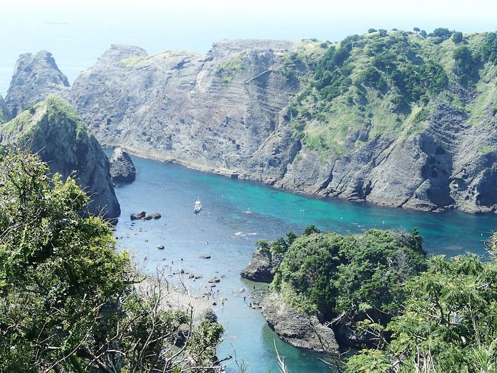 じゃらん、日本のまるで海外ランキング4位!静岡県・ヒリゾ浜