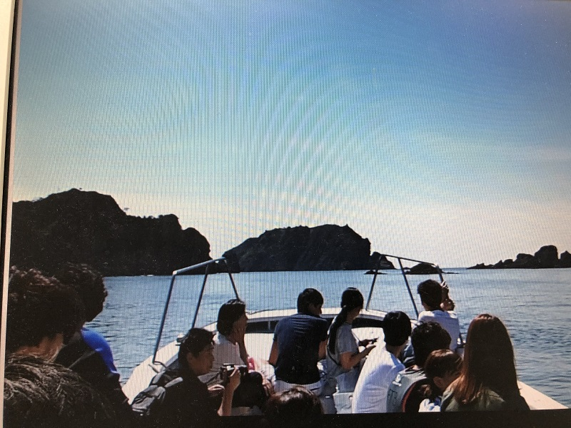 ヒリゾ浜渡船