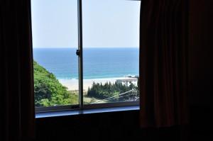 入田浜山荘 10名 景色