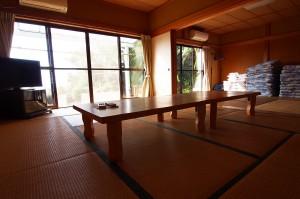 入田浜山荘 15名