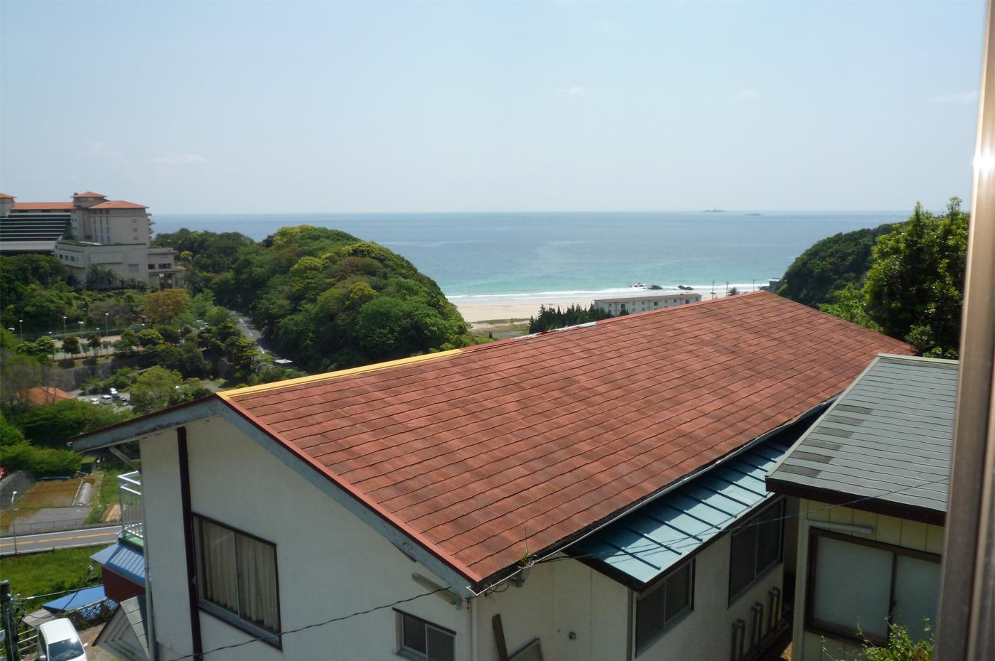 田浜山荘 6名用 景色