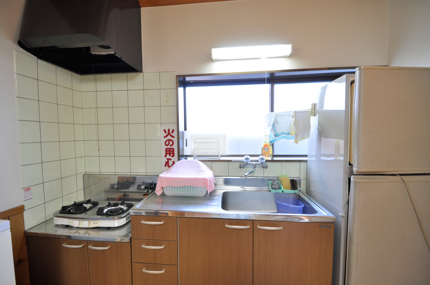 入田浜山荘 2号棟(6名用) BBQ