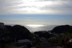 入田浜山荘 8名 景色