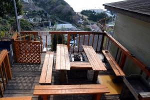 入田浜山荘 8名 BBQ