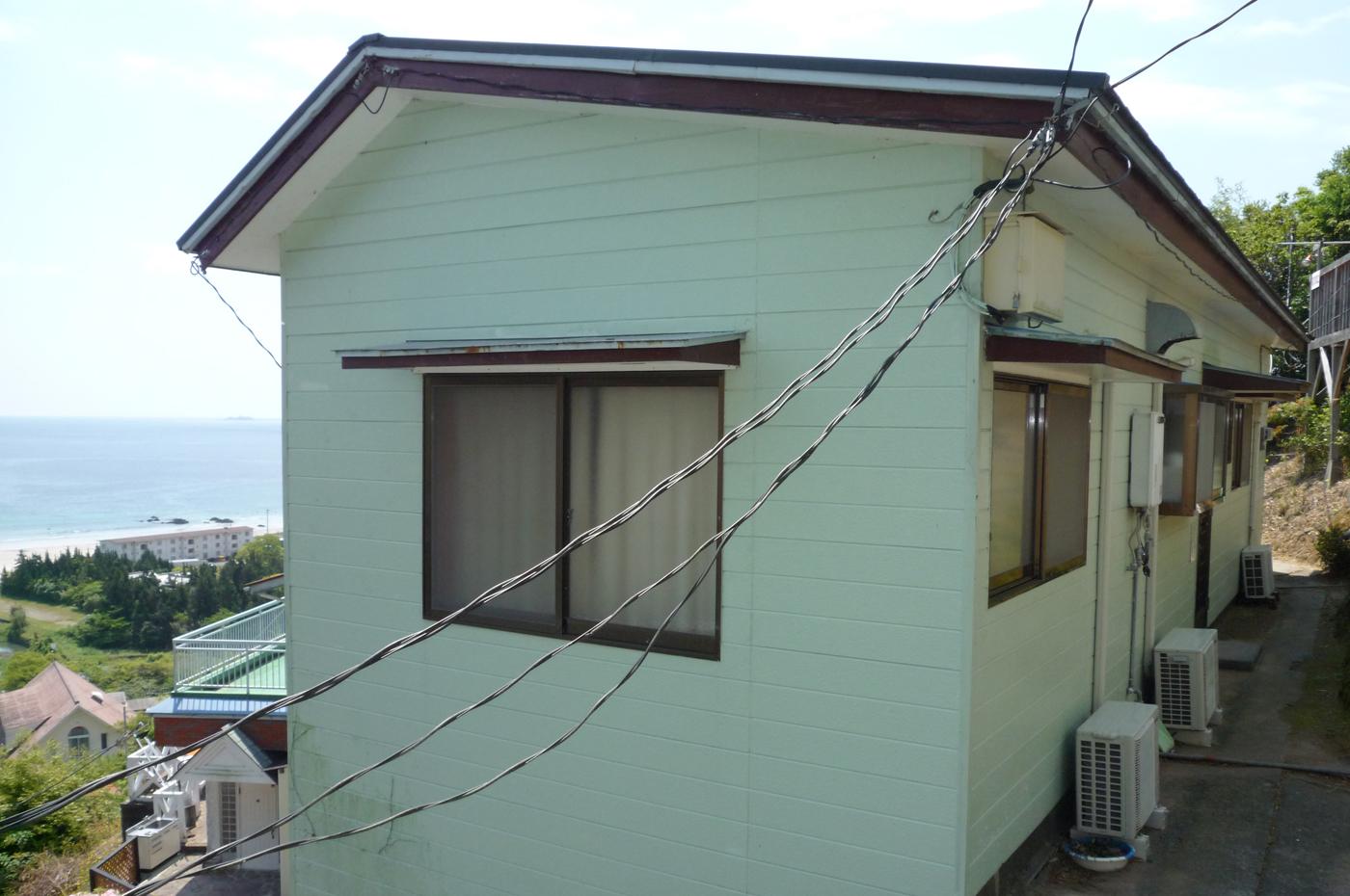 入田浜山荘 6名(+2) 外観