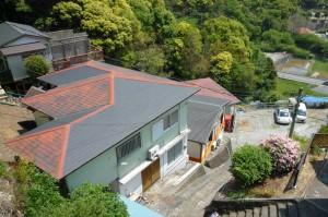 入田浜山荘10名 外観