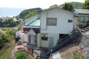入田浜山荘 大型棟