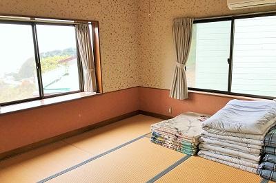 入田浜山荘 3号棟 和室