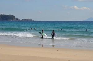 入田浜海岸