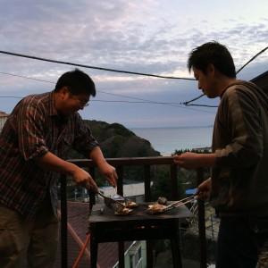 伊豆コテージ BBQ