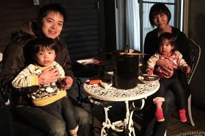 修善寺フォーレストで子供とBBQ
