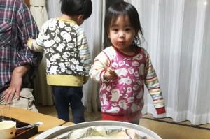 伊豆のコテージ修善寺フォーレストで鍋
