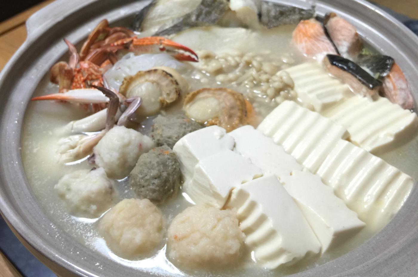 修善寺フォーレスト 鍋