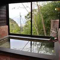入田浜山荘 大型棟のお風呂