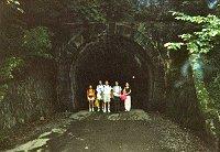 修善寺 湯ヶ島 浄蓮の滝周辺天城隧道