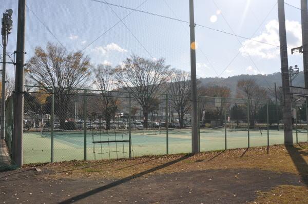 狩野川記念公園テニスコート