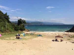九十浜ビーチ