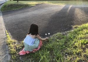 下田の自然。何気ないことが全て子どもには栄養になる