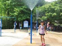 虹の郷 わんぱく水遊び広場1
