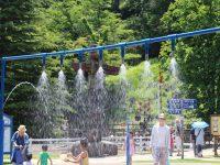 虹の郷 わんぱく水遊び広場2