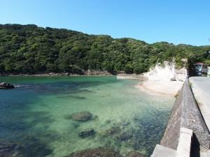 鍋田ビーチ