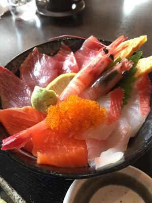 海鮮やまや 海鮮丼