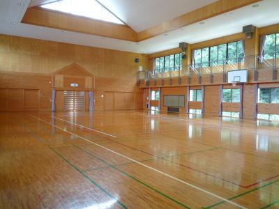 伊豆コテージから近い体育館