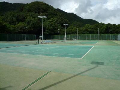 伊豆コテージから近いテニスコート