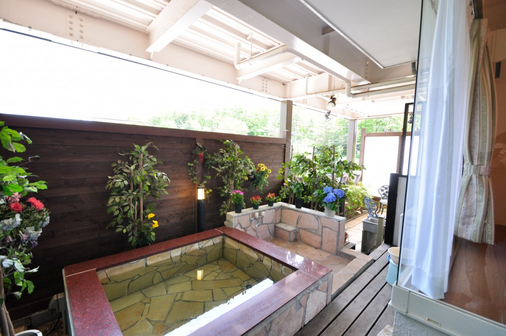 修善寺フォーレスト 2-5名 露天風呂