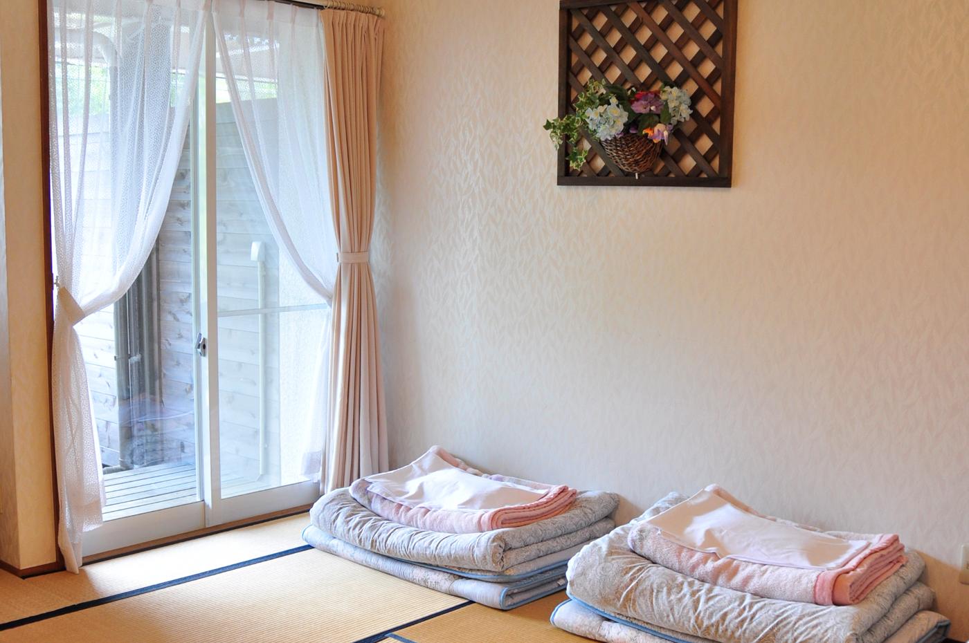修善寺フォーレスト6-9名 露天付き 和室