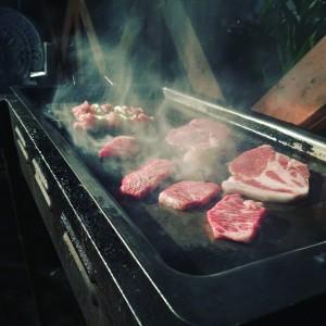 修善寺フォーレスト BBQ