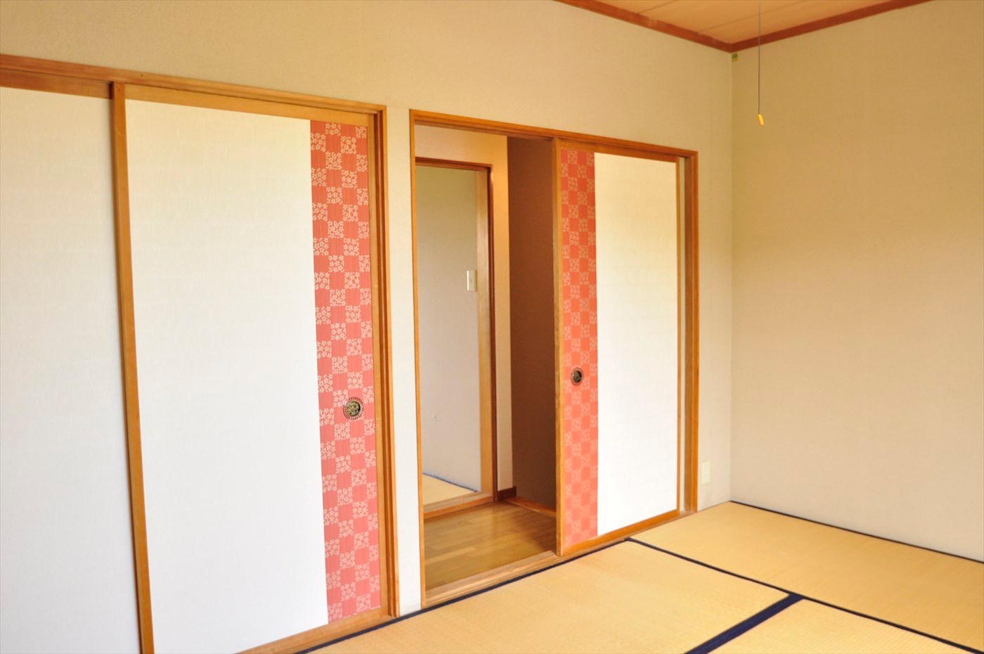 修善寺フォーレスト 4名 メゾネット 寝室 和室