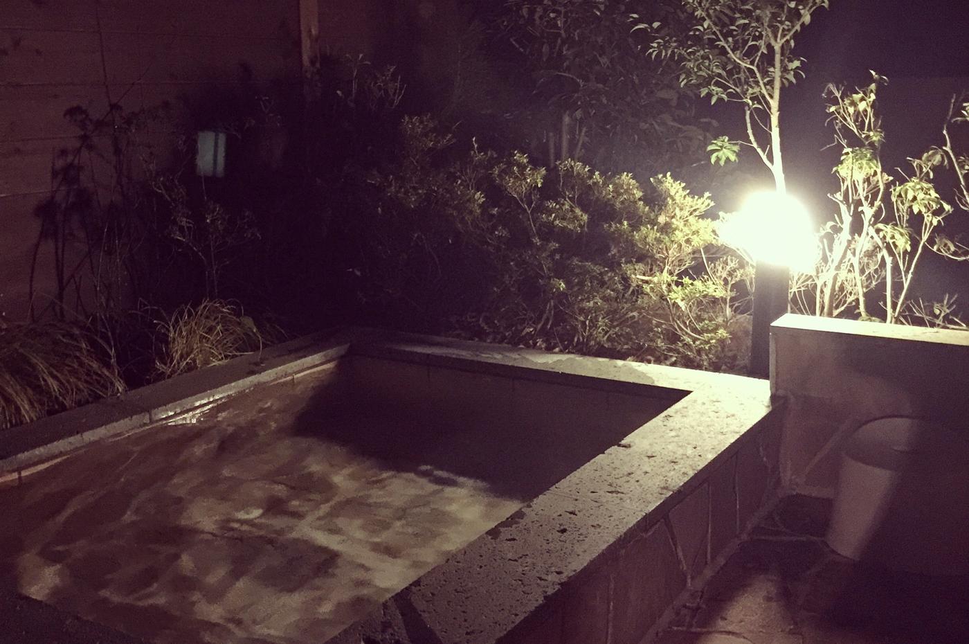 修善寺フォーレスト 温泉