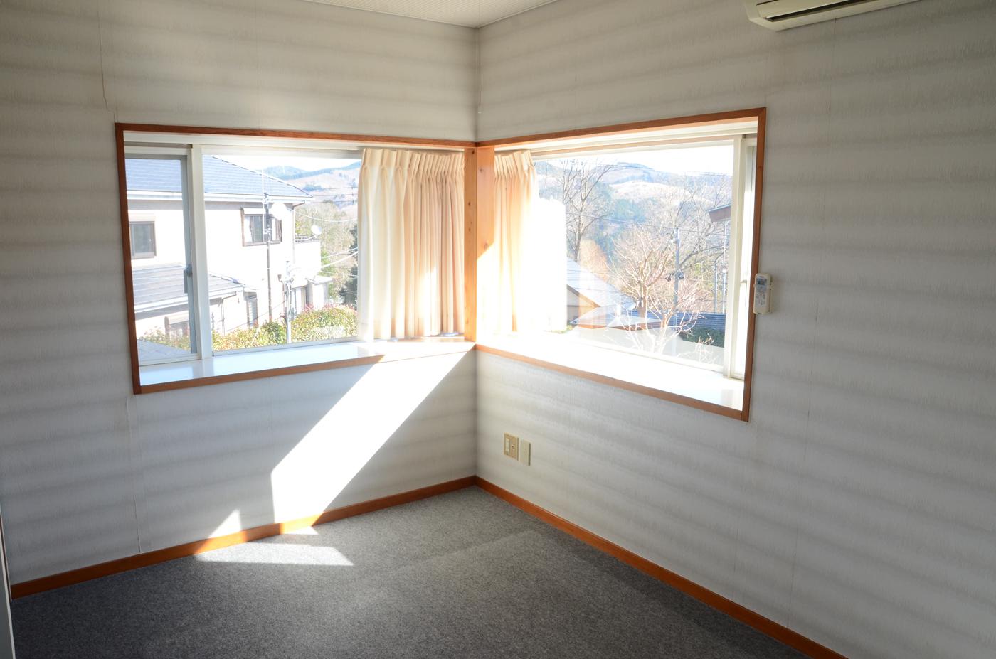 修善寺フォーレスト 一戸建て棟 2階洋室