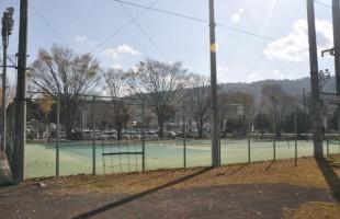 伊豆プライベートコテージから近いテニスコート
