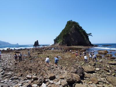 三四郎島周辺