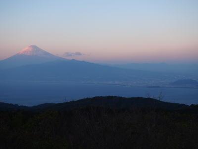 だるま山からの富士山